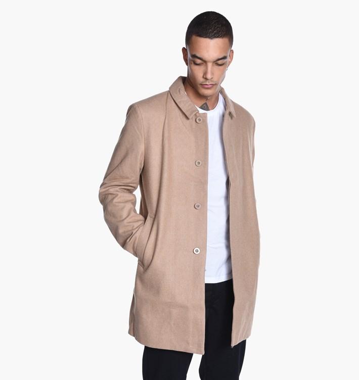 Camel Coat i ULD