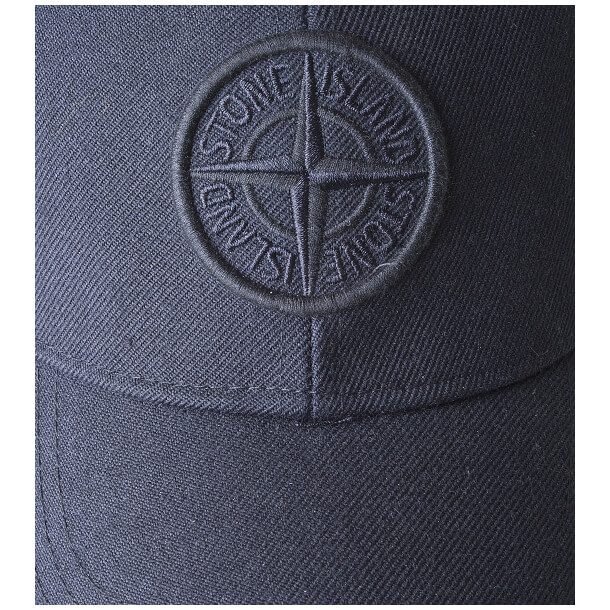 Stone Island cap_navy_py_logo
