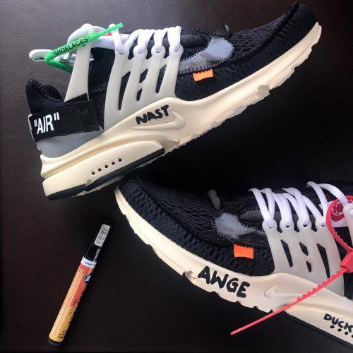 Off-White™ x Nike Presto