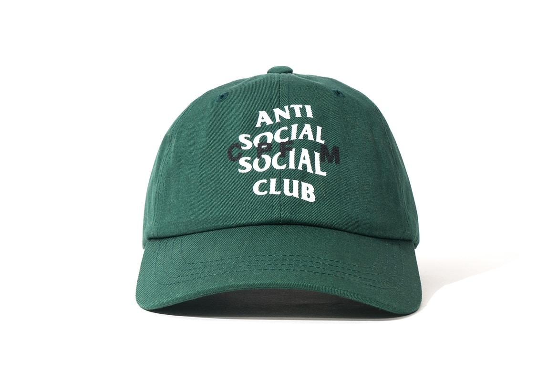 Anti Social Social Club x Cactus Plant Flea Market CAP