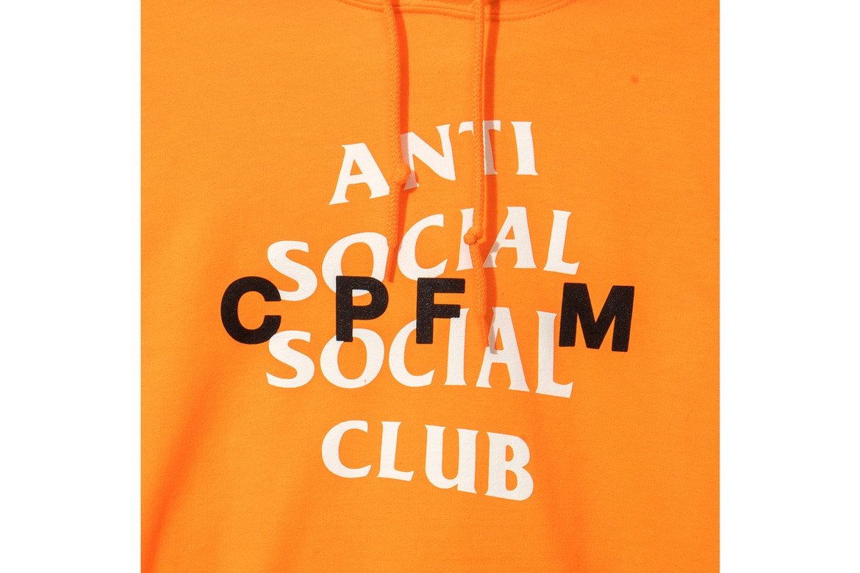 Anti Social Social Club x Cactus Plant Flea Market