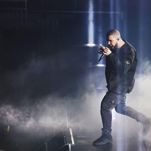 Drake - Boy meets world - STONE ISLAND
