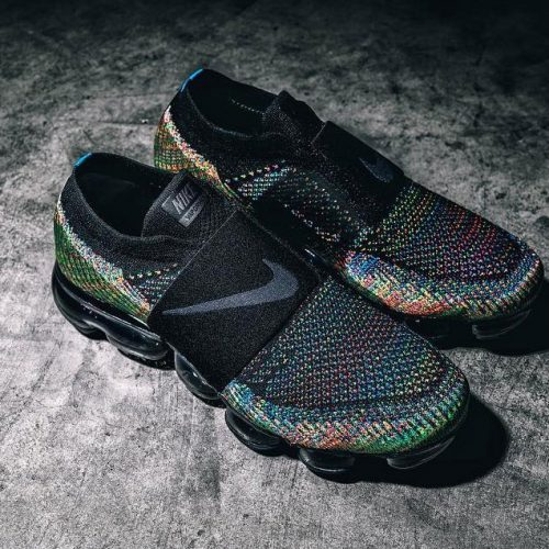 Nike Air Vapormax - Laceless multicolor (3)