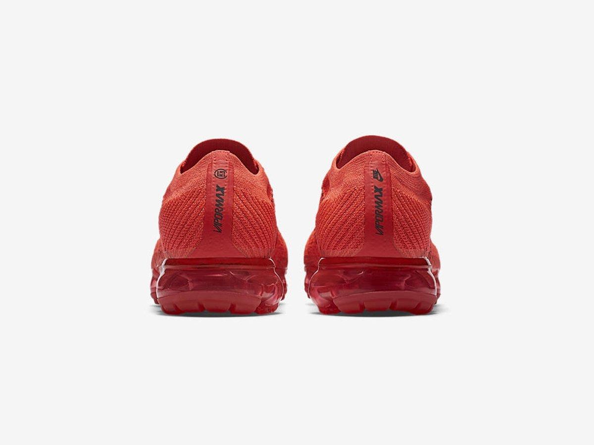 clot nike air vapormax fire red