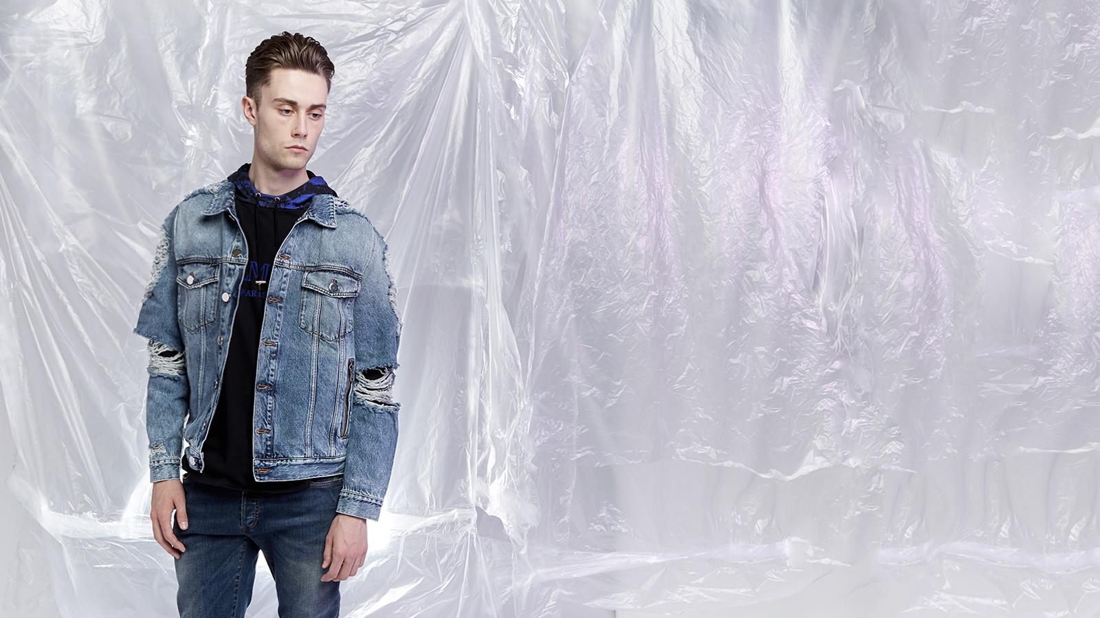 Balmain AW 17 Jacket