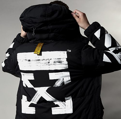 off White AW17 hoodie