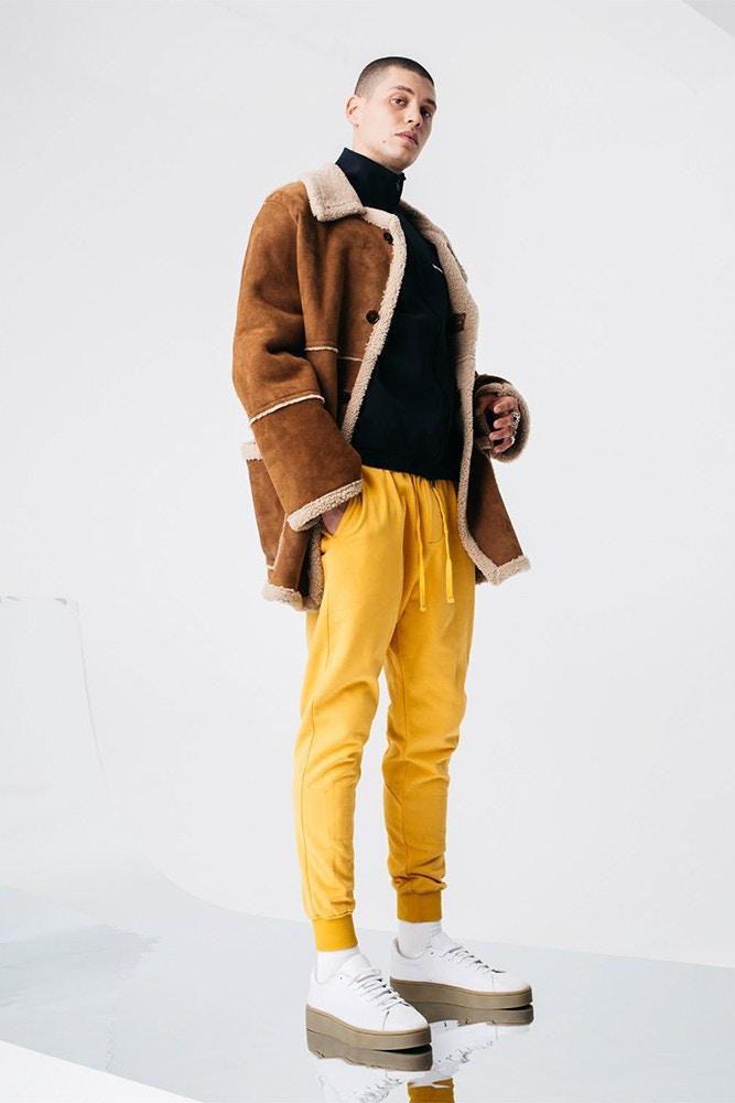 STAMPD Kollekiton vinter efterår jakke frakke hue hætte