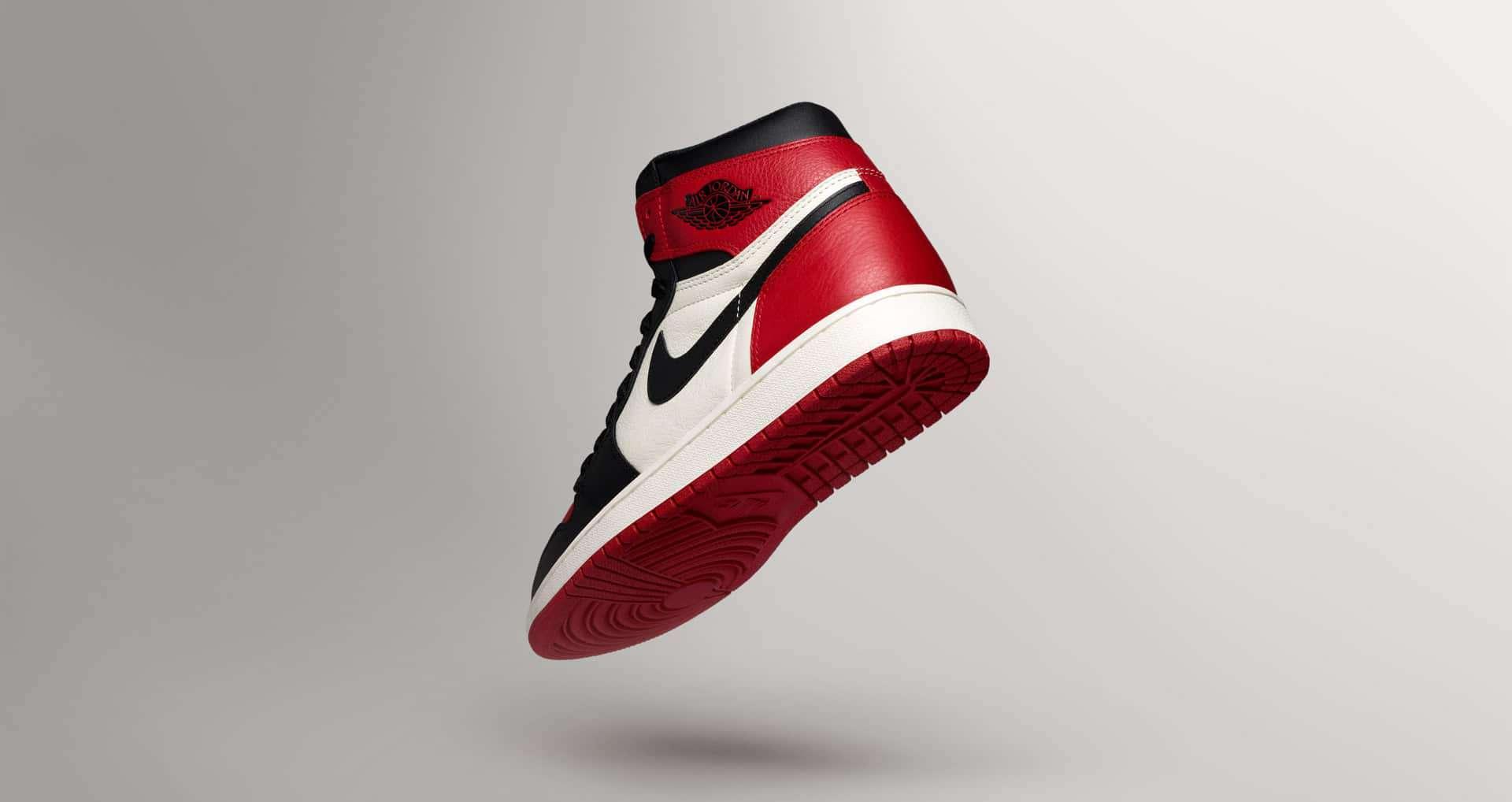 "Ny Nike Air Jordan 1 ""Bred Toe"" Release d. 24. Februar"