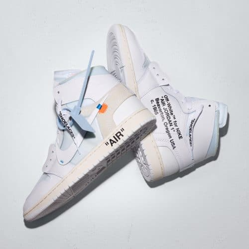 Offwhite Jordan air Raffle Guide