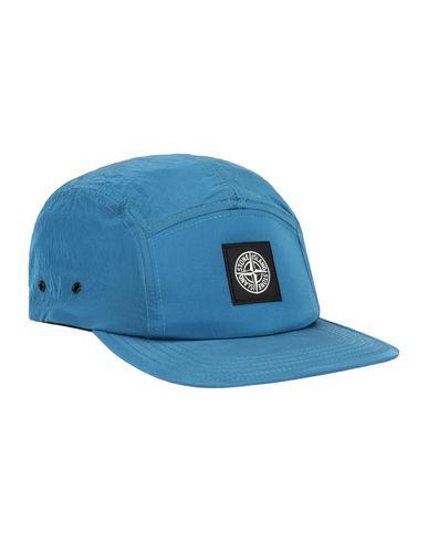 Blå Stone Island Cap
