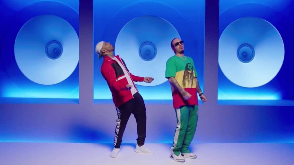 Nicky Jam x J. Balvin - X (EQUIS) | Video Oficial