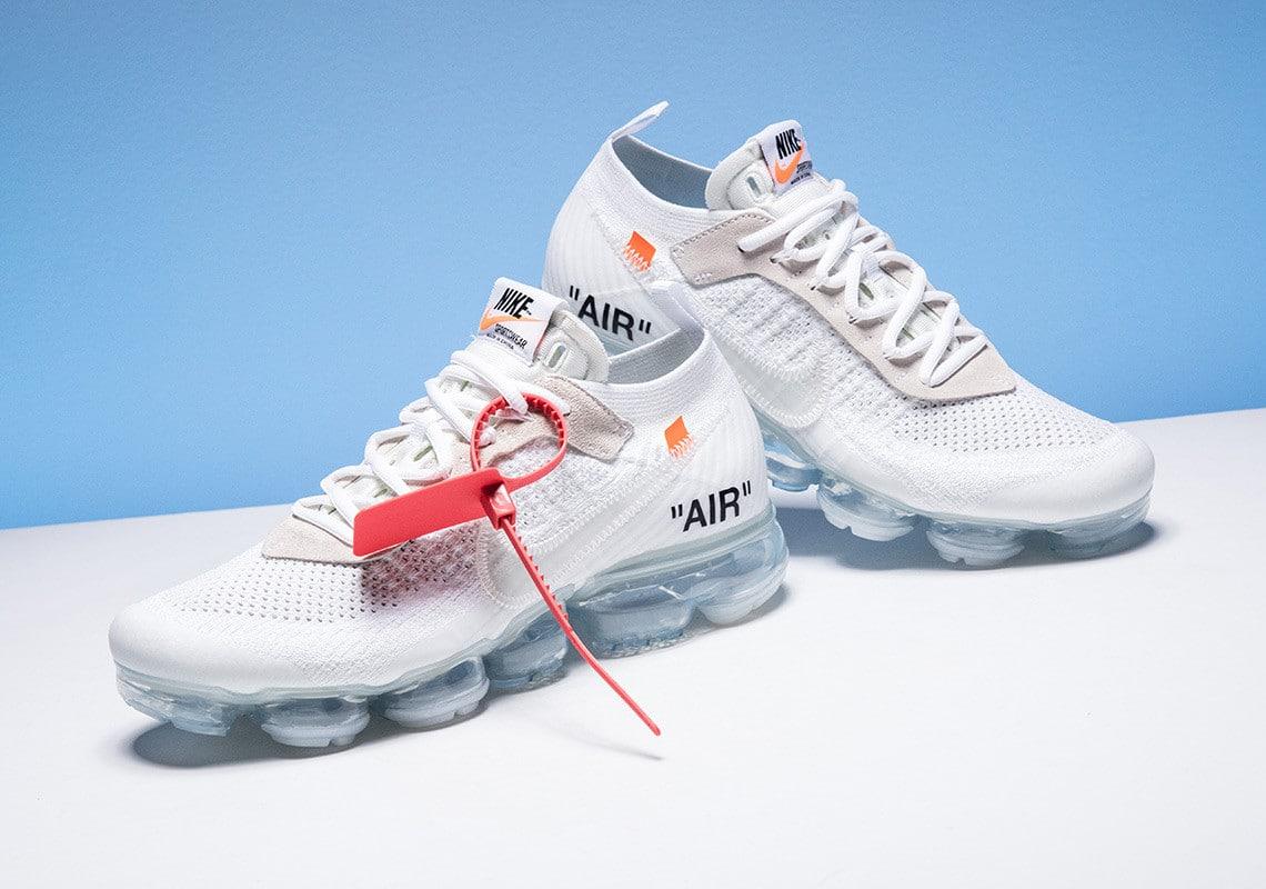Off-White x Nike Vapormax (White)