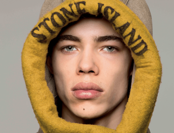 Stone Island viser deres nye FW18 'ICON IMAGERY' kollektion