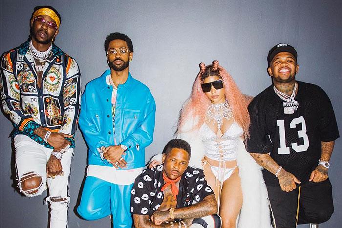 "Ny musikvideo: YG ft. 2 Chainz, Big Sean & Nicki Minaj – ""Big Bank"""