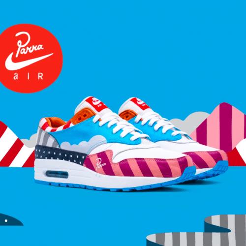 Parra Nike - Airmax