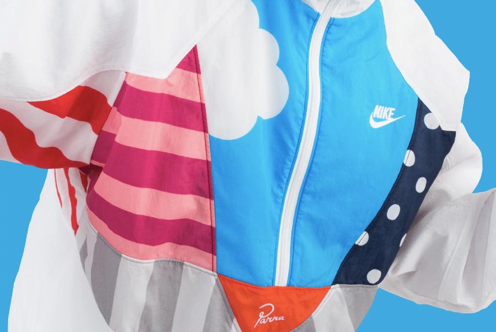 Parra x Nike Windbreaker