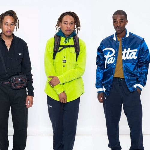 PATTA-AW-18 collection