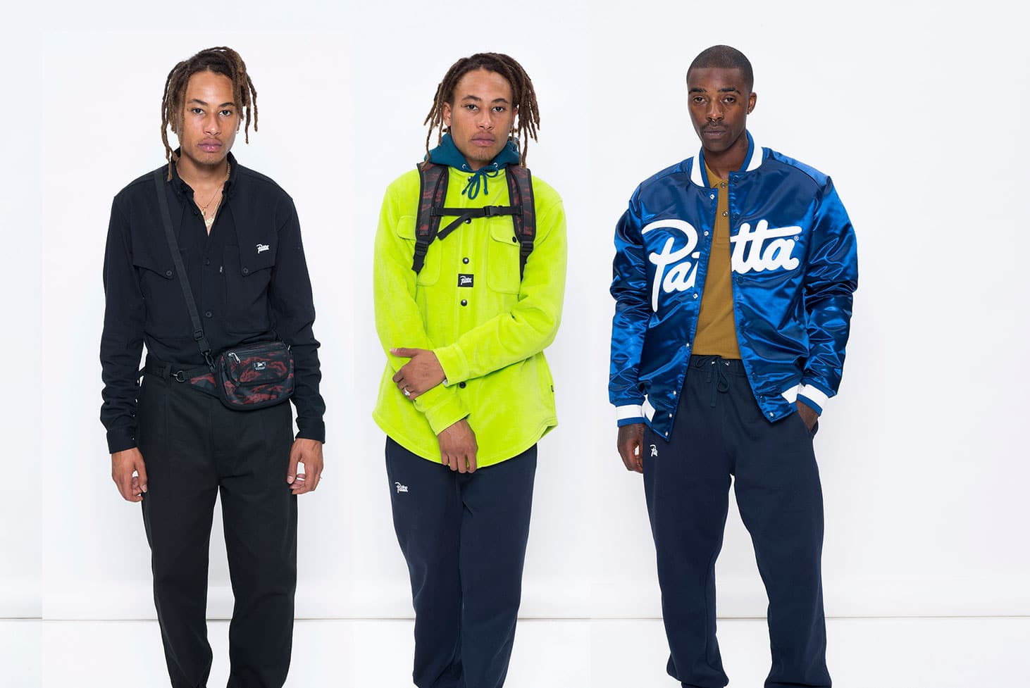 PATTA AW 2018 Collection