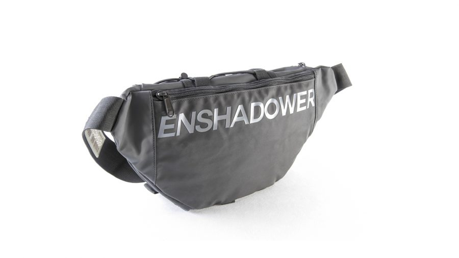 Functional Waterproof Waistbag - Back - Enshadower