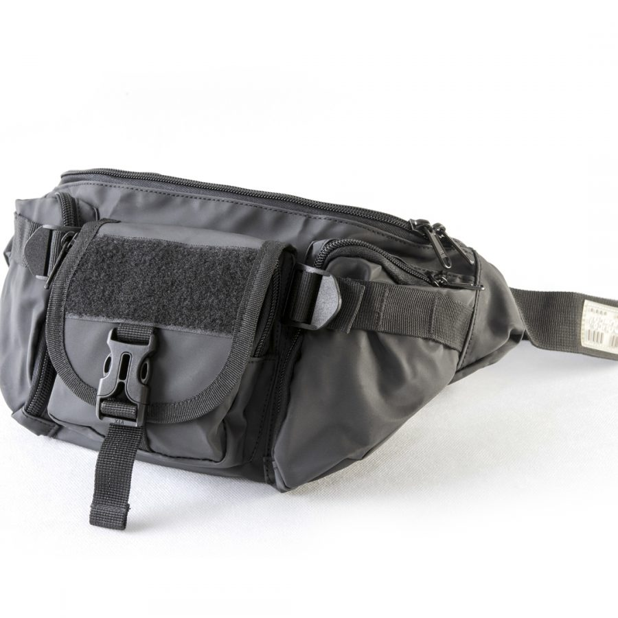 Functional Waterproof Waistbag – Front -Enshadower
