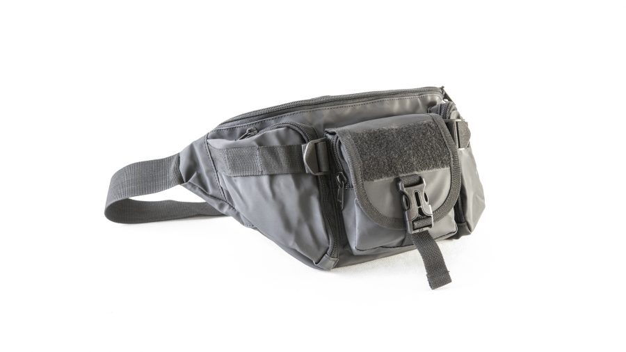 Functional Waterproof Waistbag - Front - Enshadower