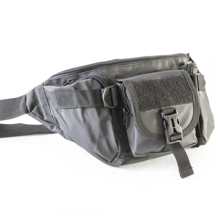 Functional Waterproof Waistbag - Front - Enshadower