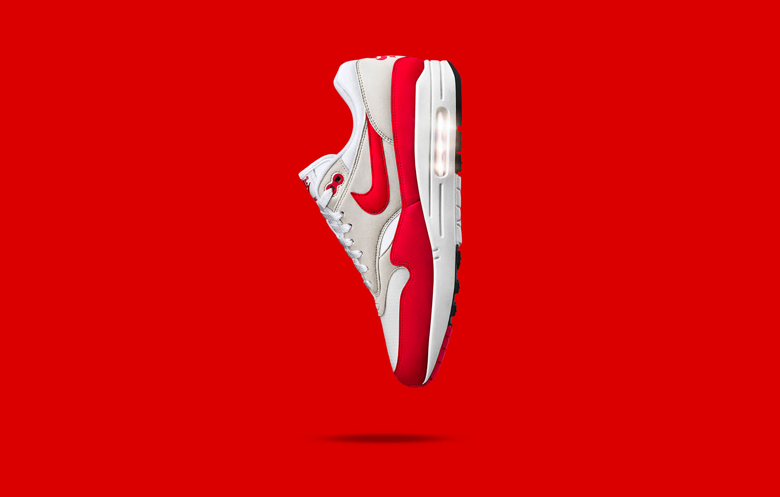 """Nike Air Max 1 – OG """"University Red"""" Comeback"""