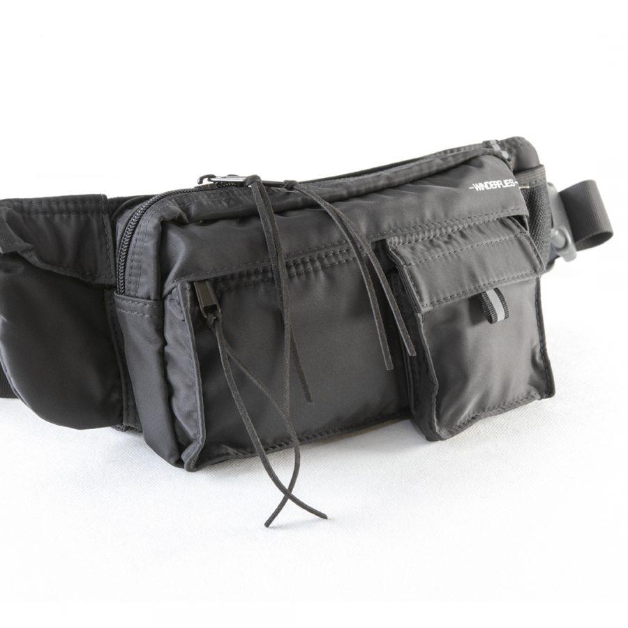 WINDERFLIES Tactical Waterproof Waistbag - Frontside 2