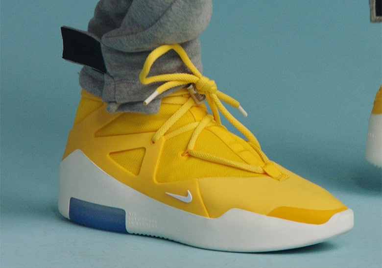 Air Fear of God 1 – Yellow