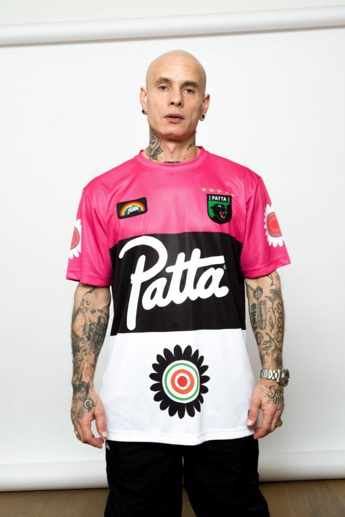 PATTA SPRING/ SUMMER 2019 FOOTBALL JERSEYS