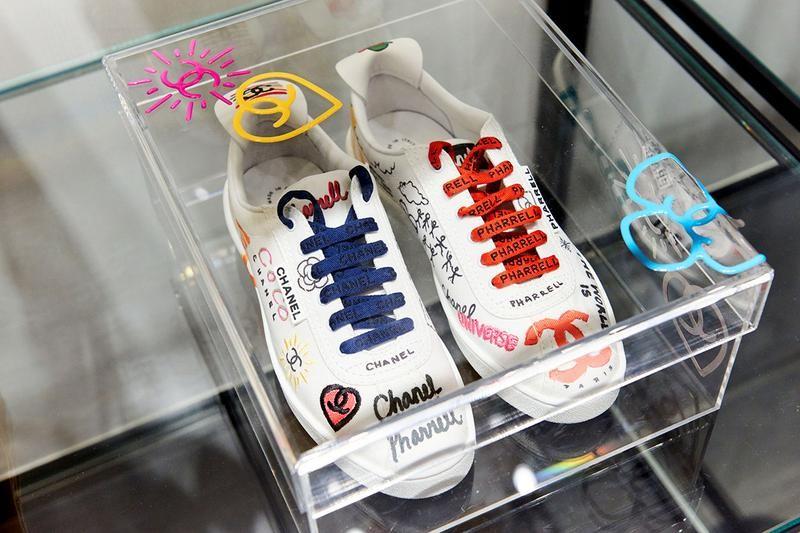 Chanel x Pharrell Sneaker SS19