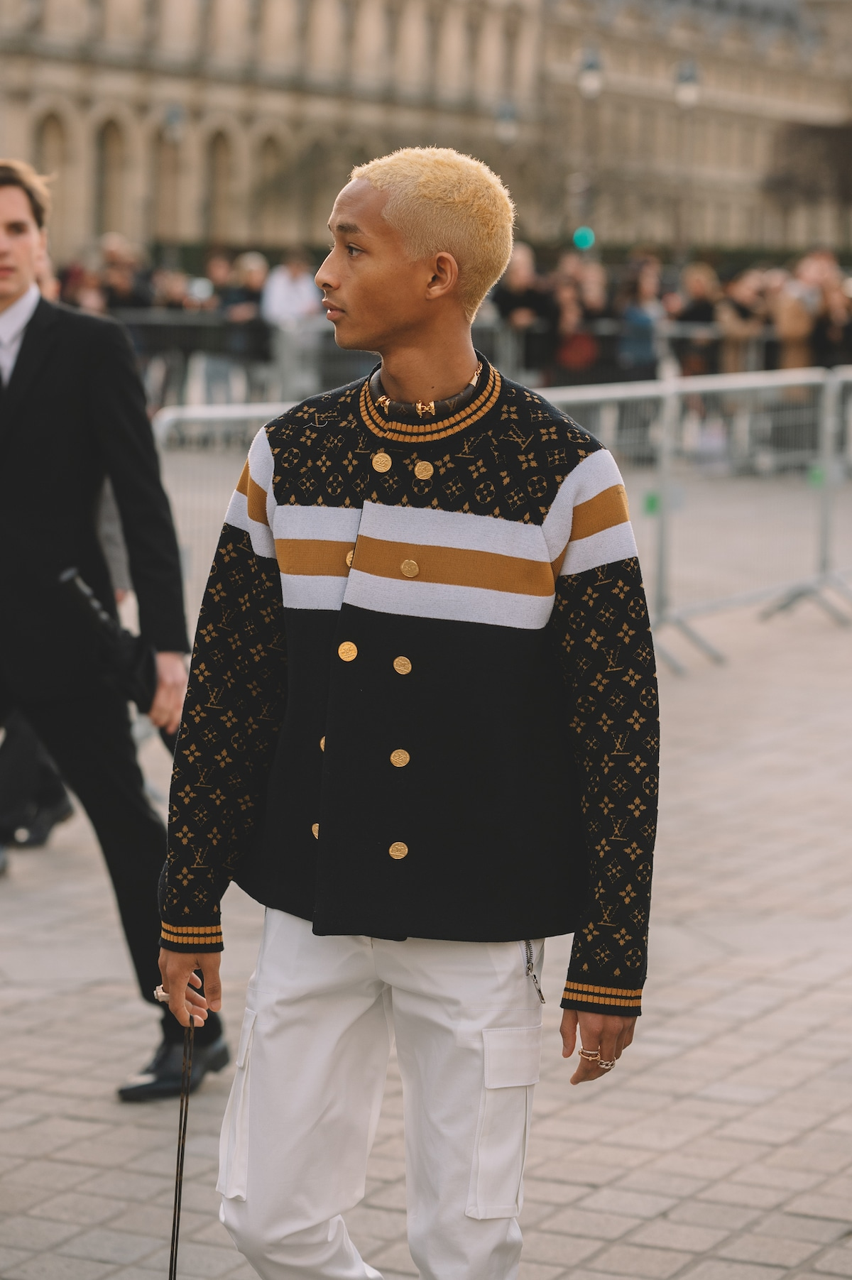 Jaden Smith - louie Vuitton