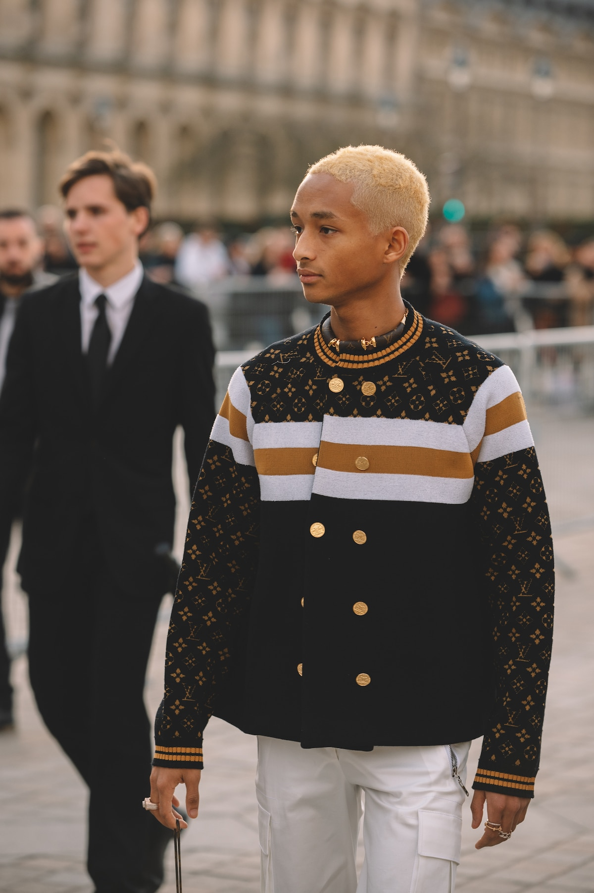 Jaden Smith 🔥 Louis Vuitton
