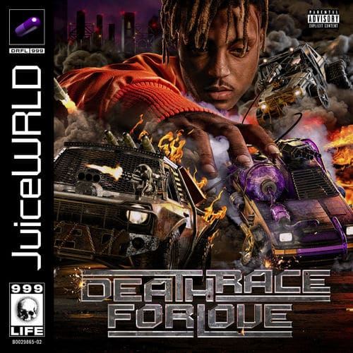 "NEW ALBUM: Juice WRLD – ""Death Race For Love"""