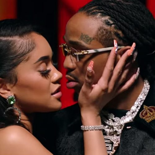 Saweetie - Emotional [feat.Quavo] (Official Video)