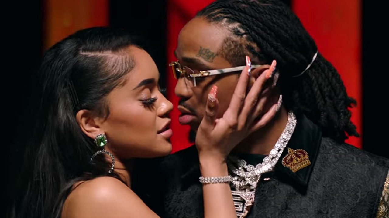 "Saweetie feat. Quavo – ""Emotional"""
