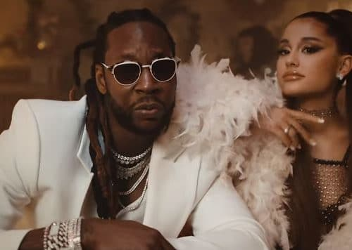 "2 Chainz feat. Ariana Grande – ""Rule The World"""