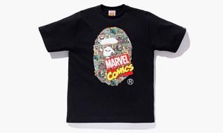 BAPE X MARVEL COMICS (1)
