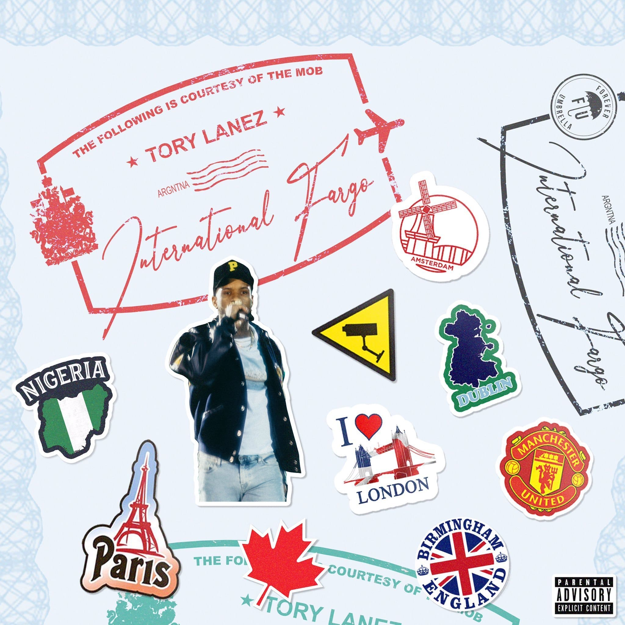 "New EP: Tory Lanez – ""International Fargo"""