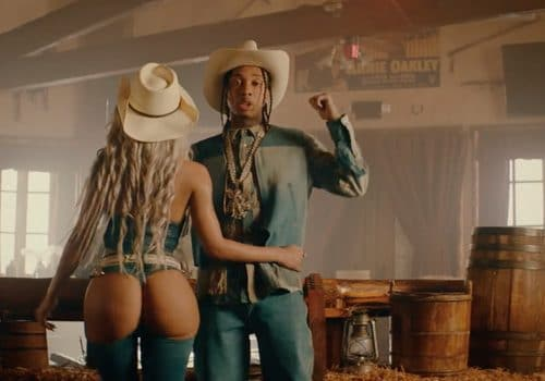 Tyga - Goddamn music video